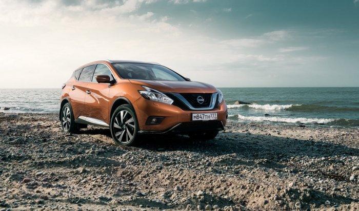 Обновленный Nissan Murano появится на российском рынке осенью