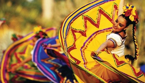 Мексиканские танцоры установили новый рекорд Гиннесса