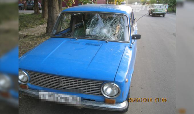 В Братске водитель «ВАЗ-2101» сбил 8-летнего велосипедиста