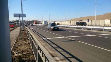 К 1 октября в Иркутске завершат этап реконструкции Покровской развязки