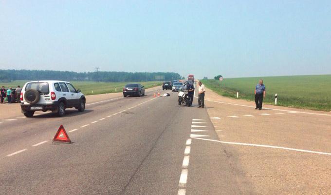 В Черемховском районе в ДТП погиб 26-летний мотоциклист