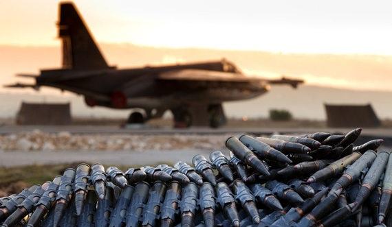 WSJ: ВКС России бомбили вСирии базу британского иамериканского спецназа