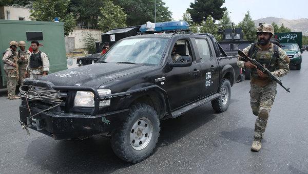 Ракета попала вздание школы вафганском Кабуле