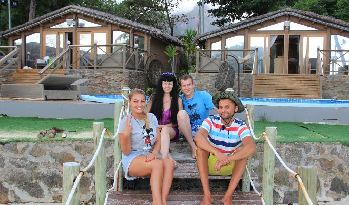 Отпуск на Сейшелах от «Дома-2»