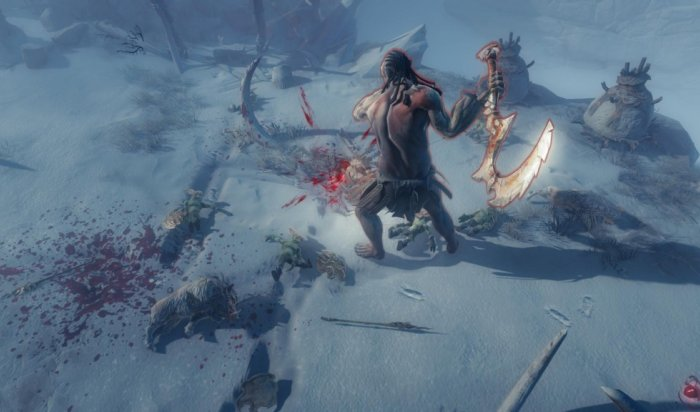 Анонсирован экшен-RPG Vikings: Wolves ofMidgard
