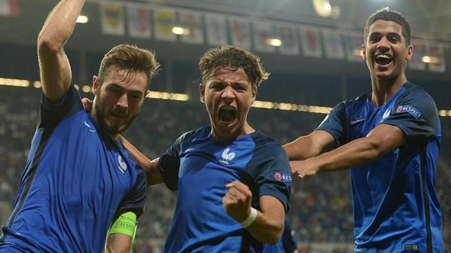Франция разгромила Италию вфинале юношеского Евро-2016