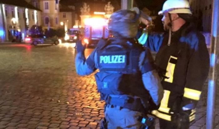 Водном изресторанов вГермании произошел взрыв