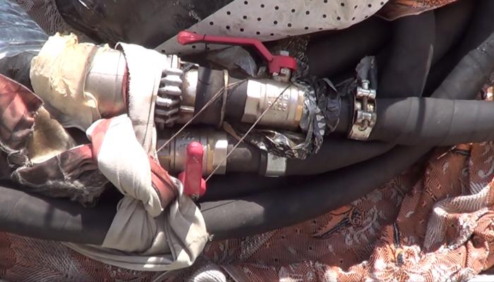В Ангарске осудили мужчину за кражу нефти из магистрального нефтепровода