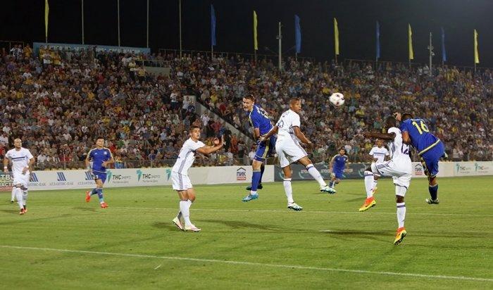 «Ростов» сыграл вничью с«Андерлехтом» вквалификации Лиги чемпионов