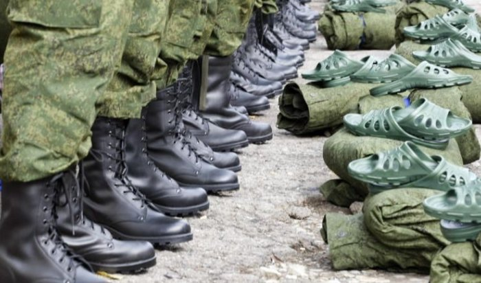 В Ангарске на призывника завели уголовное дело за уклонение от военной службы