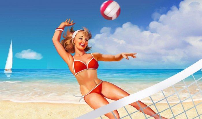 Соревнования по пляжному волейболу и мини-футболу пройдут на острове Юность