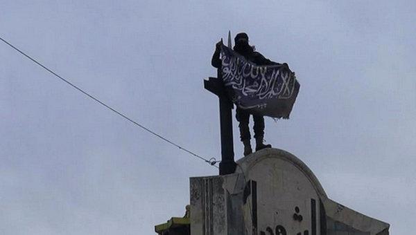 «Джебхат ан-Нусра» объявила оразрыве с«Аль-Каидой»