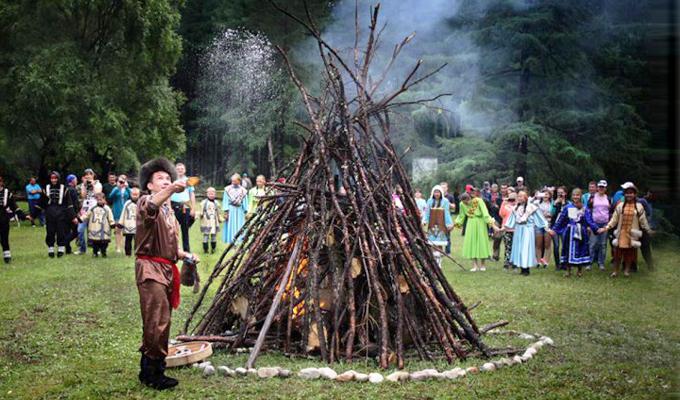 Фестиваль коренных малочисленных народов «Северный Аргиш-2016» пройдет в Приангарье
