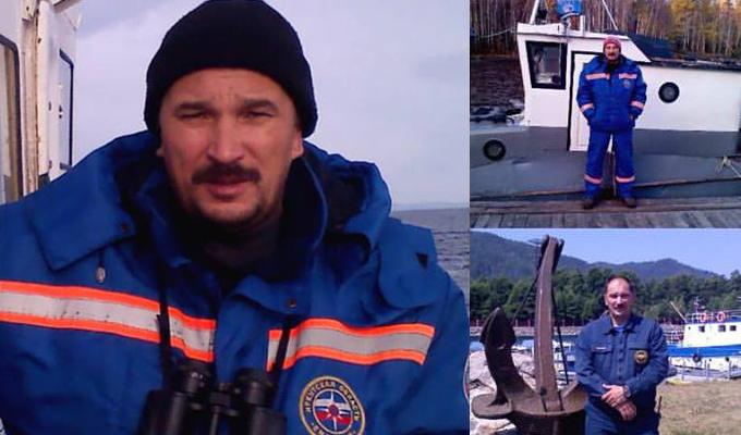 На Байкале погиб замглавы  Аварийно-спасательной службы Иркутской области