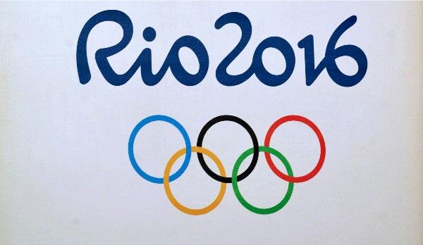 Сборную России наИгры вРио проводила платная массовка