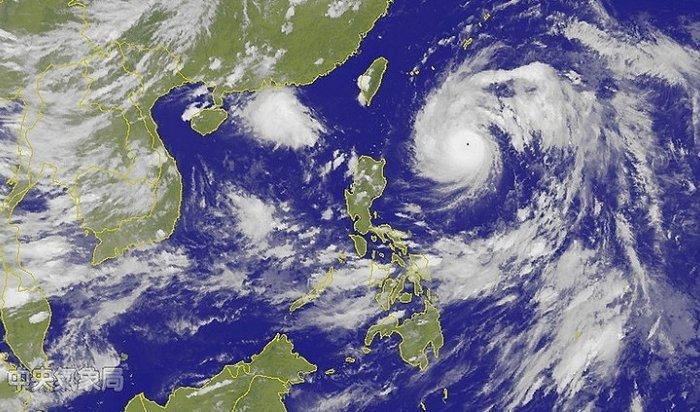Тайфун «Нида» обрушился наюгКитая
