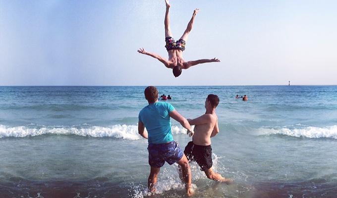 Итоги конкурса «Лучшее пляжное фото»