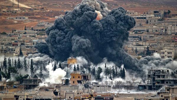 Российский дипломат обвинил коалицию США вгибели мирных жителей вСирии