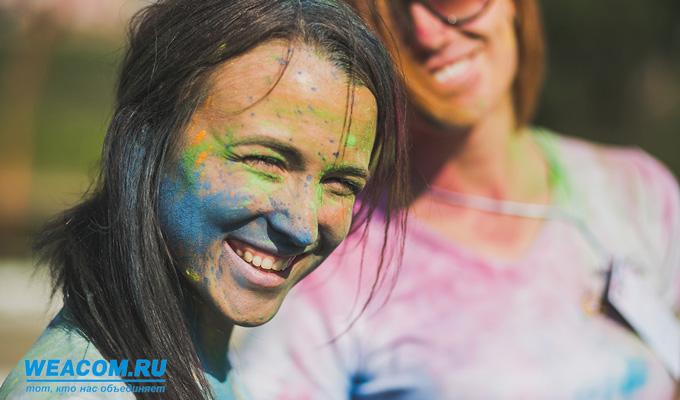 Фестиваль красок пройдет 20августа наострове Юность