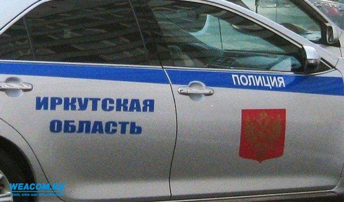 ВИркутске десантник ВДВ врезался вгрузовик