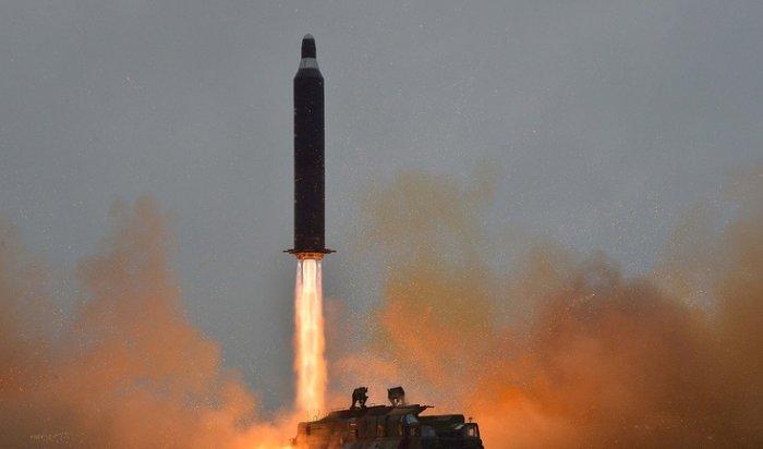 Ракета КНДР упала висключительную экономическую зону Японии