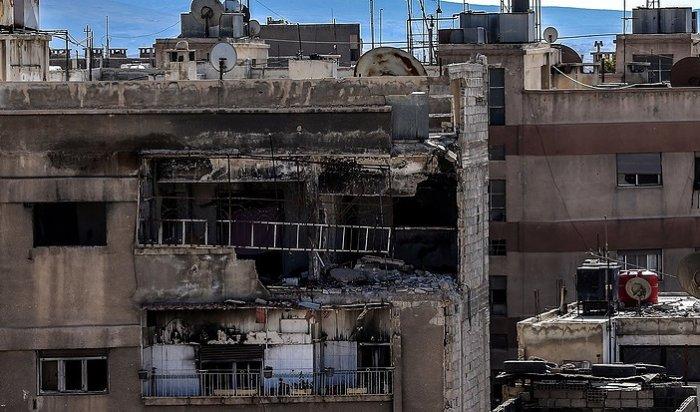 Россиянка вСирии потеряла кисть руки иногу, спасая детей отмины