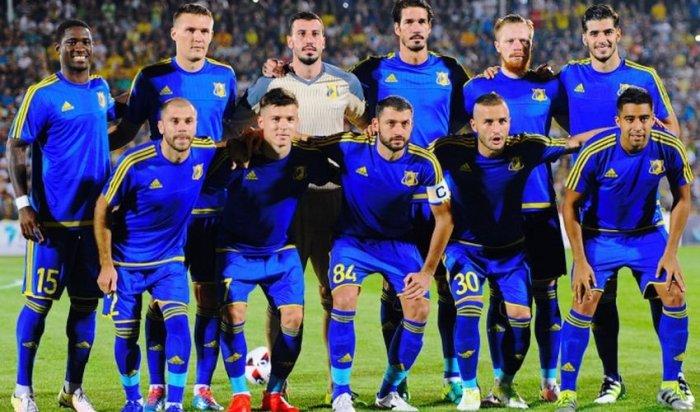 «Ростов» обыграл «Андерлехт» ивышел враунд плей-офф Лиги чемпионов