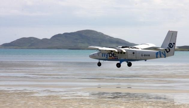Над Ла-Маншем разбился легкомоторный самолет