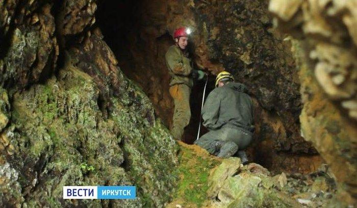 Иркутяне снимут фильм о пещере в Жигаловском районе
