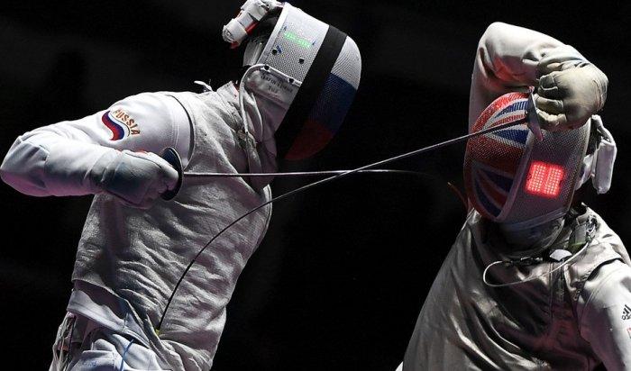 Российский рапирист Сафин вошел вчисло призеров Олимпиады-2016