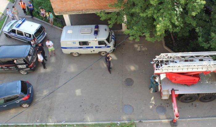В Иркутске спасен трехлетний малыш, который едва не выпал из окна