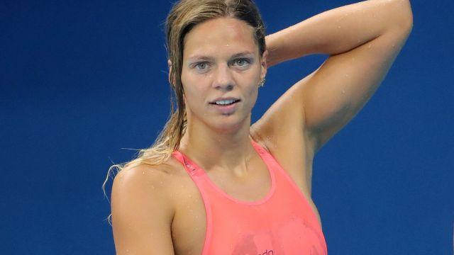Юлия Ефимова взяла «серебро» надистанции 100метров брассом