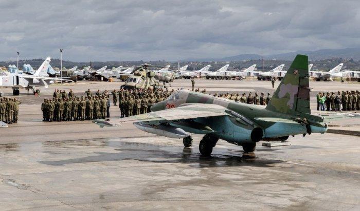 Путин внес вГосдуму документ обессрочном размещении авиации вСирии
