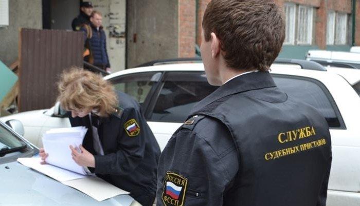 ВИркутске приставы вернули владельцу похищенный Mercedes-Benz S500
