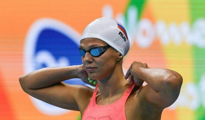 Ефимова завоевала «серебро» ОИнадистанции 200метров брассом