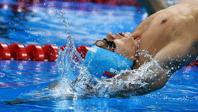 Пловец Евгений Рылов принес России олимпийскую «бронзу»