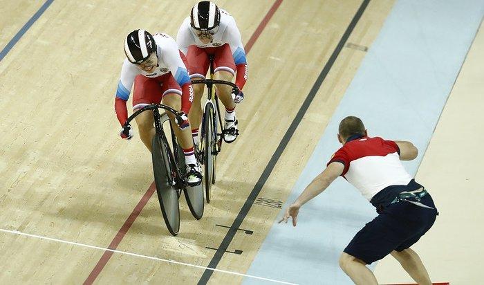 Российские велогонщицы стали вторыми вкомандном спринте наОИ