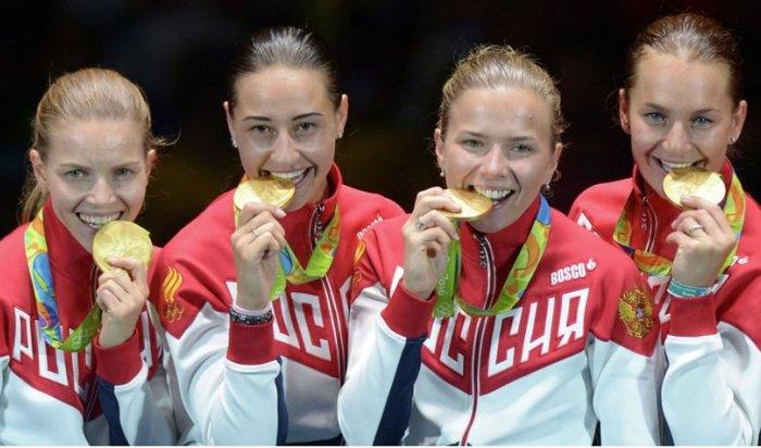 Российские саблистки стали первыми вкомандном турнире Олимпиады