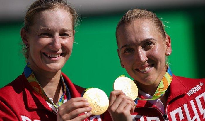Российские теннисистки стали победительницами Олимпиады впарном разряде