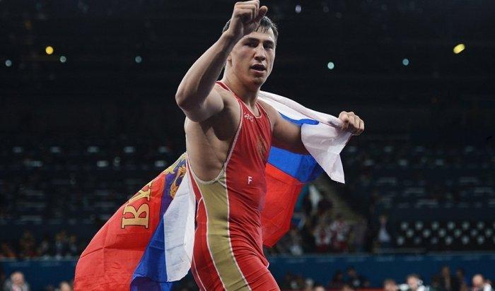 Борец Роман Власов завоевал олимпийское «золото»