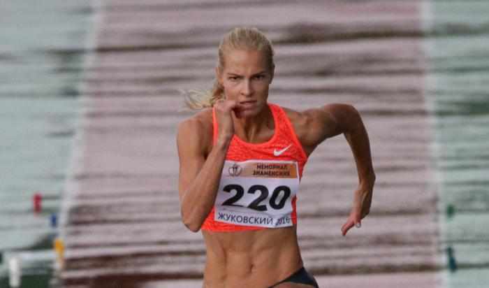 CAS допустил легкоатлетку Клишину наОлимпиаду