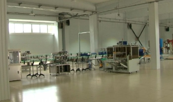 Завод порозливу воды открылся напромплощадке БЦБК вПриангарье