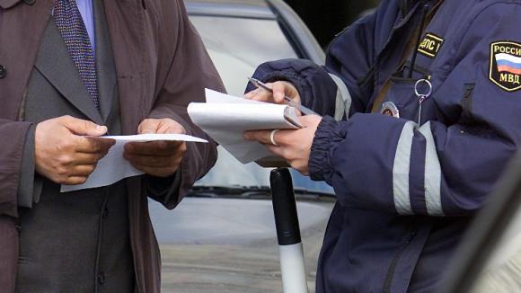 ВПриангарье ГИБДД выявляет злостных неплательщиков штрафов