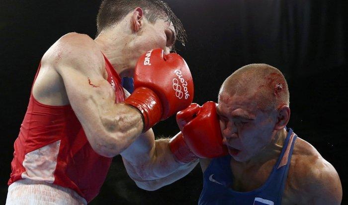 Российский боксёр Никитин снят сполуфинала олимпийского турнира