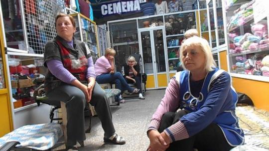 ВИркутске арендаторы рынка «Авиатор» голодают уже неделю