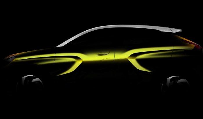 «АвтоВАЗ» показал интерьер концепта Lada XCODE