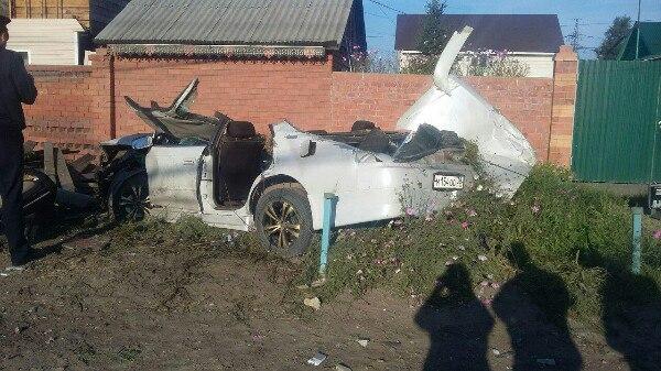 ВИркутске вавтомобильной аварии погибла молодая женщина