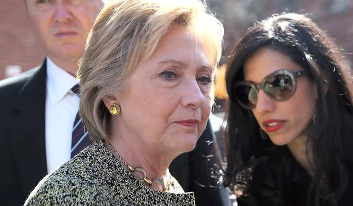 СМИ узнали оработе помощницы Клинтон висламистском журнале