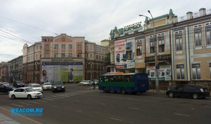 В Иркутске водитель автобуса № 3 привлечен к уголовной ответственности
