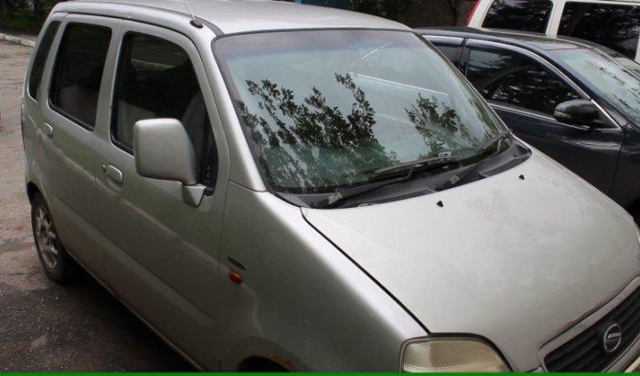 В Иркутске задержаны молодые люди за кражи аккумуляторов с автомобилей